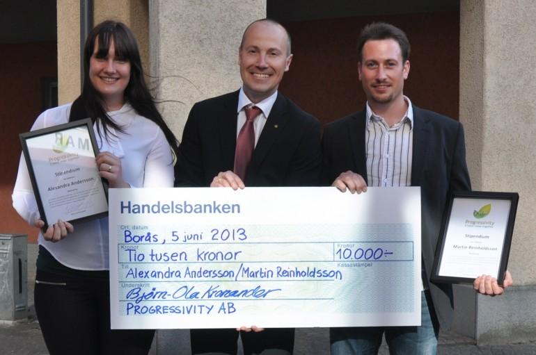 Stipendie 2013